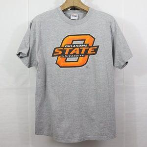 Oklahoma State Gray T-Shirt